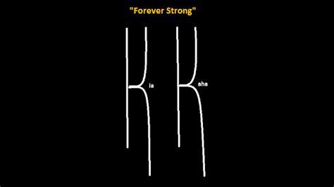 Forever Strong Kia Kaha by Kia Kaha Forever Strong 8 36