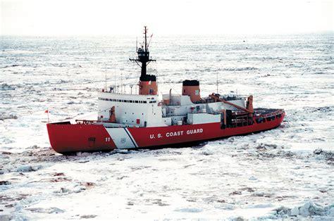 sinking boat icebreaker coast guard icebreaker polar star ready for sea