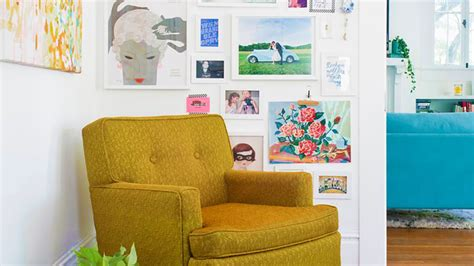 Create A Gallery Wall Template