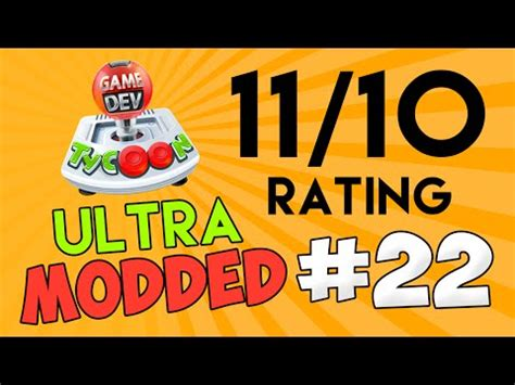game dev tycoon contractor mod game dev tycoon ultra modded 22 11 10 rating 2