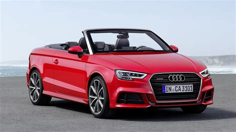audi  convertible picture  car review