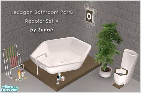 recolor bathtub recolor bathtub sunair s hexagon bath room b recolor set 4