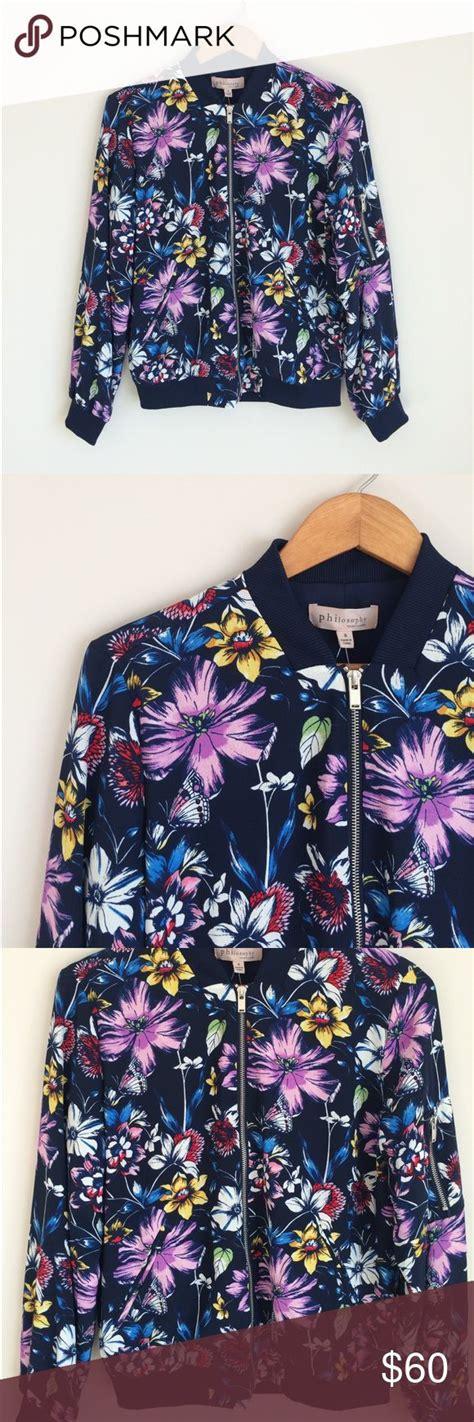 Ab Bomber Jacket Flower Wedges the 25 best ideas about floral bomber jacket on floral jacket s floral