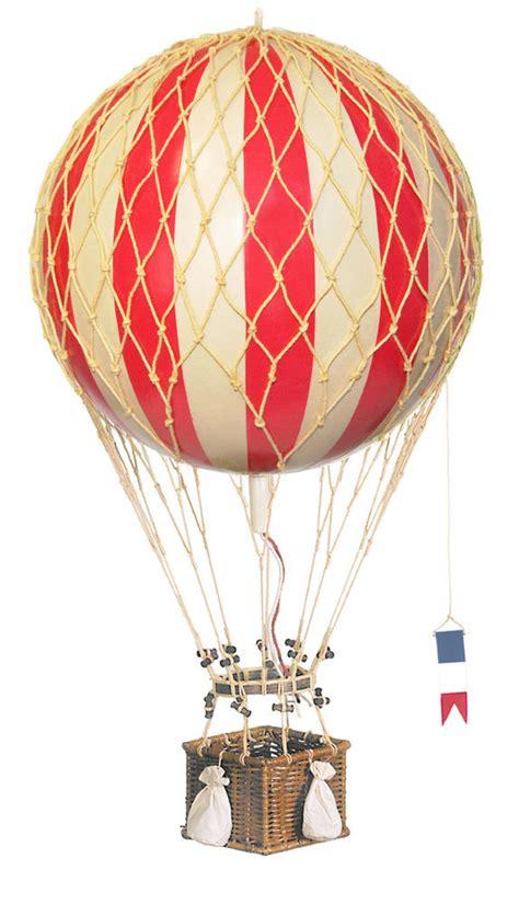 hot air balloon home decor colorful authentic models royal aero hot air balloon ebay