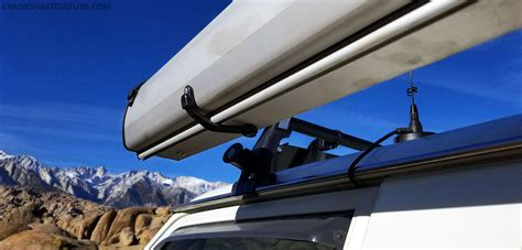 arb awning review gear review arb 2500mm aluminum awning