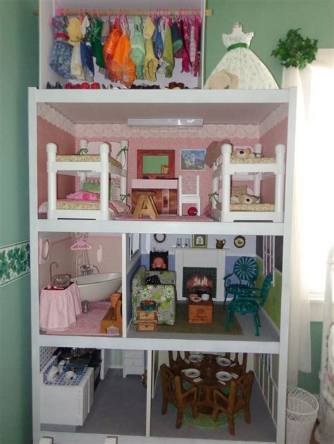18 inch doll house ideas 17 best images about miniature dollhouses on pinterest