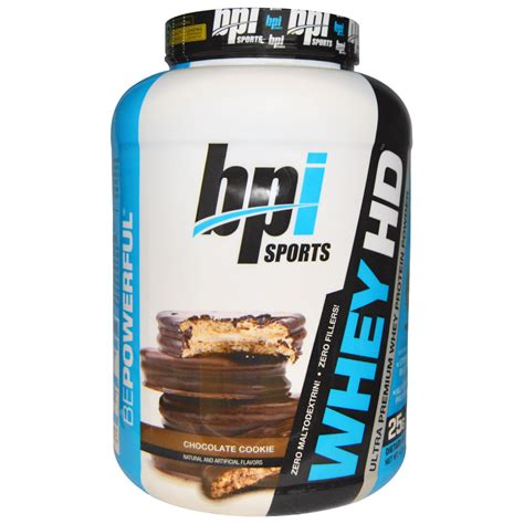 bpi sports whey hd ultra premium whey protein powder