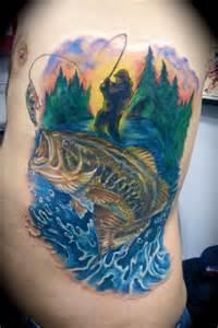bass fish tattoo artists org