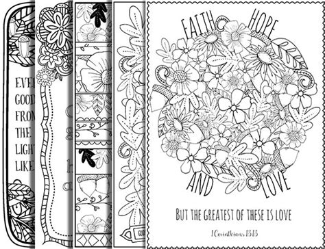 inspirational bible coloring pages images of christian symbols christian coloring pages