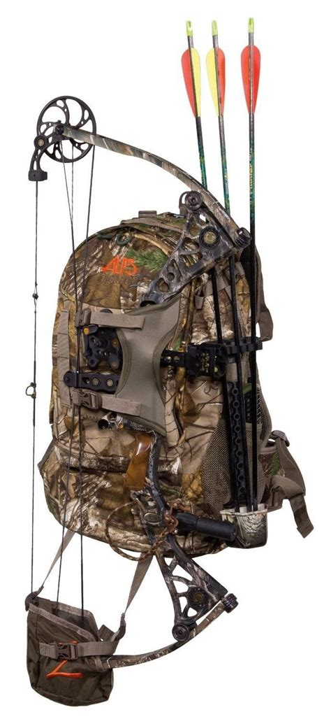 tactical backpack bag bow outdoor camo
