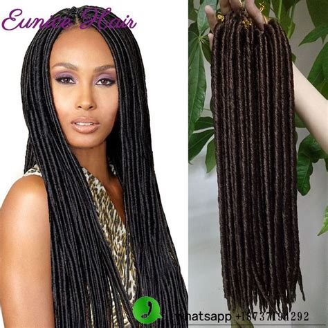 feather weave braids faux locs 14 inch 24 strands pack havana mambo faux locs