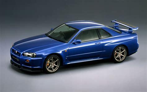 Nissan Gtr 1999 1999 Nissan Skyline Gt R R34 V Spec Front Three Quarter