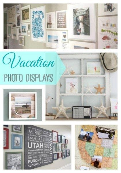 7 Ways To Show Your Creativity by 7 Beautiful And Creative Ways To Display Vacation Photos