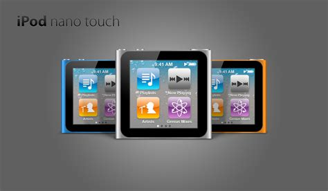 Ipod Nano Get A Touch Of Bovine by Ipod Nano Touch By Tyzyano On Deviantart