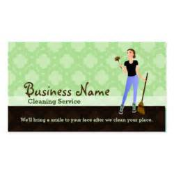 house cleaning business cards templates house cleaning business cards templates zazzle