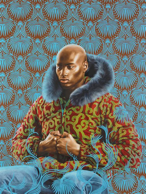 a portrait of the artist as a books typo graphical kehindewiley3