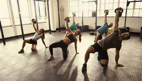 Fit Classes - the lean 90 workout by lean