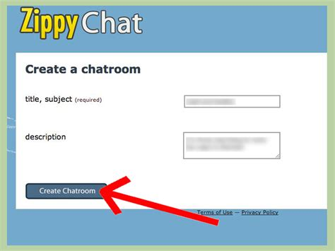 how to start a chat room website create your own chat how to create a zippychat online chat room 7 steps