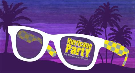 hurricane party find a swell time at west end s hurricane party with the