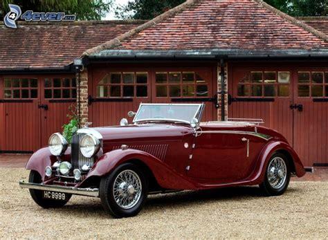 bentley garage automobile de collection