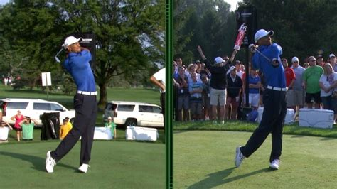 tiger woods swing analysis no 2 tiger woods