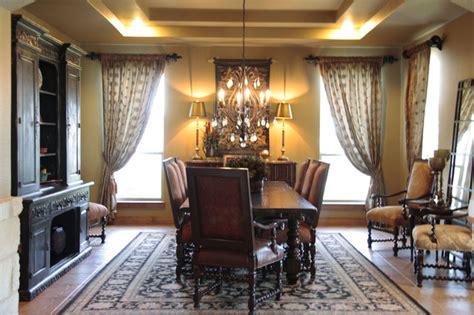 Old World Dining Room by Elegant Old World Dining Room Mediterranean Dining