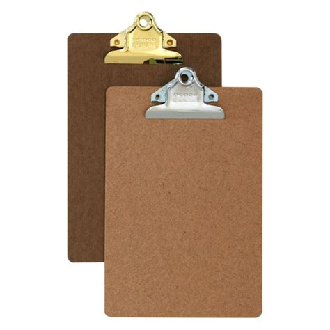 A4 Clip Board penco clipboard medium gold made in taiwan stationery soup