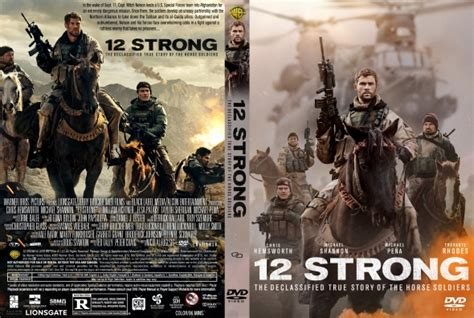 12 strong the declassified true story of the soldiers books 12 strong dvd covers labels by covercity