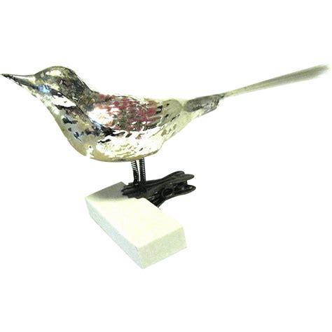 german blown glass ornaments german blown glass bird ornament spun glass