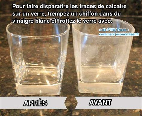 Enlever Calcaire Lave Vaisselle by L Astuce Incroyable Pour Enlever Les Traces De Calcaire