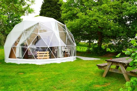 Camping Kitchen Ideas by East Crinnis Holiday Park Glamping