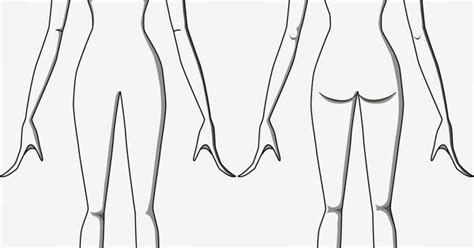 mannequin template for fashion design google search