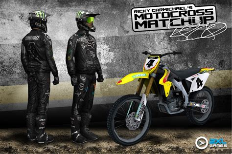motocross matchup motocross matchup bryzgające błoto i zawrotna prędkość