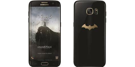 Harga Samsung S7 Edge Batman ini spesifikasi lengkap samsung galaxy s7 edge edisi batman