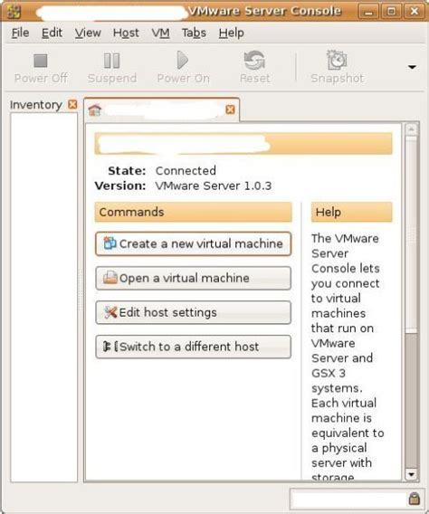 vmware server console installing vmware server on centos 5 or hat enterprise
