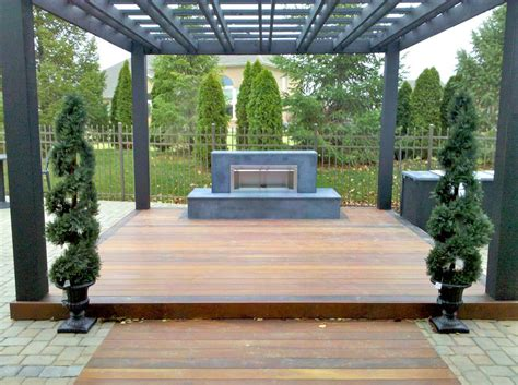 Custom builders of decks fences pergolas dayton oh area custom outdoor structures