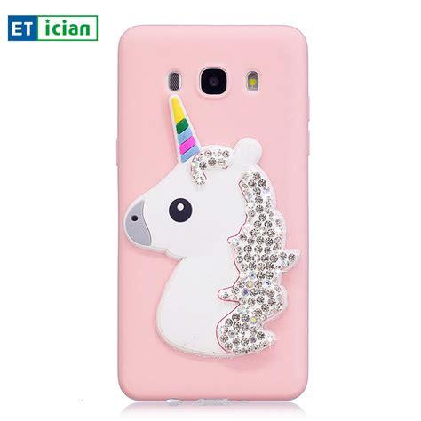 Silikon Samsung J7 for samsung galaxy j7 2016 unicorn silicone back cover for samsung j7