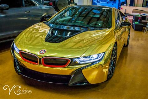 bmw i8 gold the gallery for gt gold bmw i8