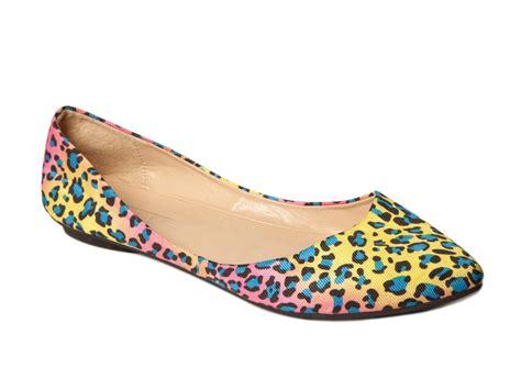 multi color flat shoes multi color flat shoes 28 images s fashion toe casual