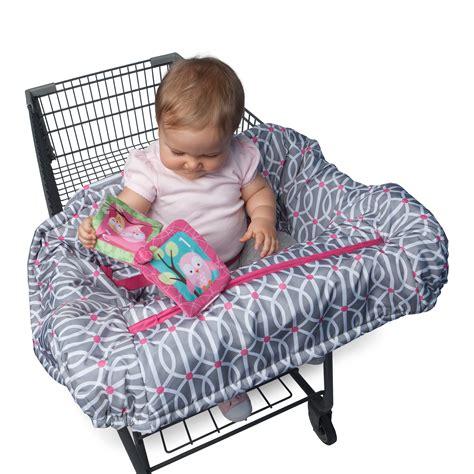 shopping cart chair diy boppy shopping cart and high chair cover