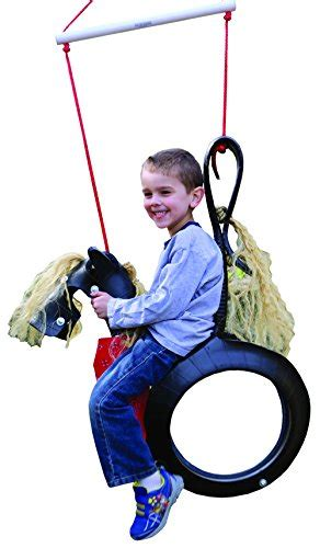 tyre swings for sale m m sales enterprises mm00136 pony pal recycled horse