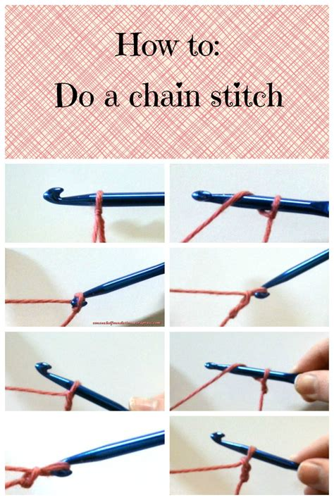 how do you do a slip stitch in knitting how to do a slip knot a chain stitch crafty crochet