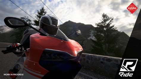 mod ride game pc bandai namco to publish motorcycle racing game ride gamespot