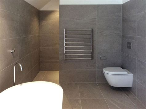 large tiles small room bluestone using large format tiles in small spaces
