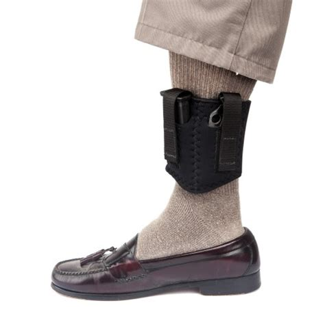 knife ankle holster magazine and knife concealed carry ankle holster desantis