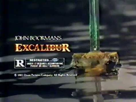 watch excalibur 1981 full movie official trailer excalibur 1981 tv trailer youtube