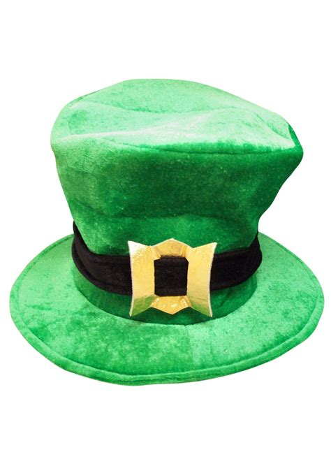How To Make A Leprechaun Hat Out Of Paper - green leprechaun hat