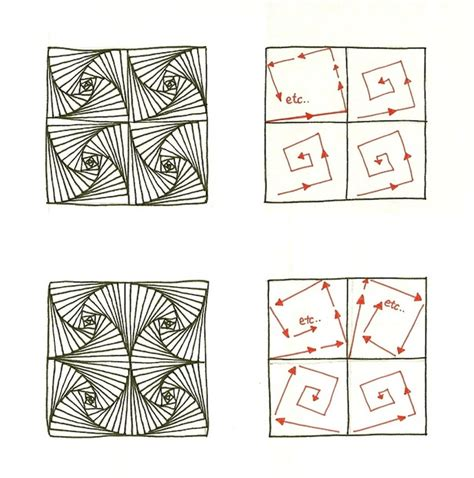 pattern drawing tutorial enthusiastic artist paradox and then some