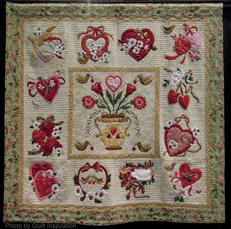 quilt pattern of the day quilt inspiration happy valentine s day
