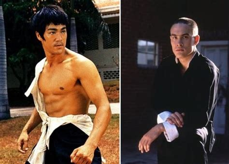 biography of brandon bruce lee bruce lee and his son brandon lee famous dads and sons
